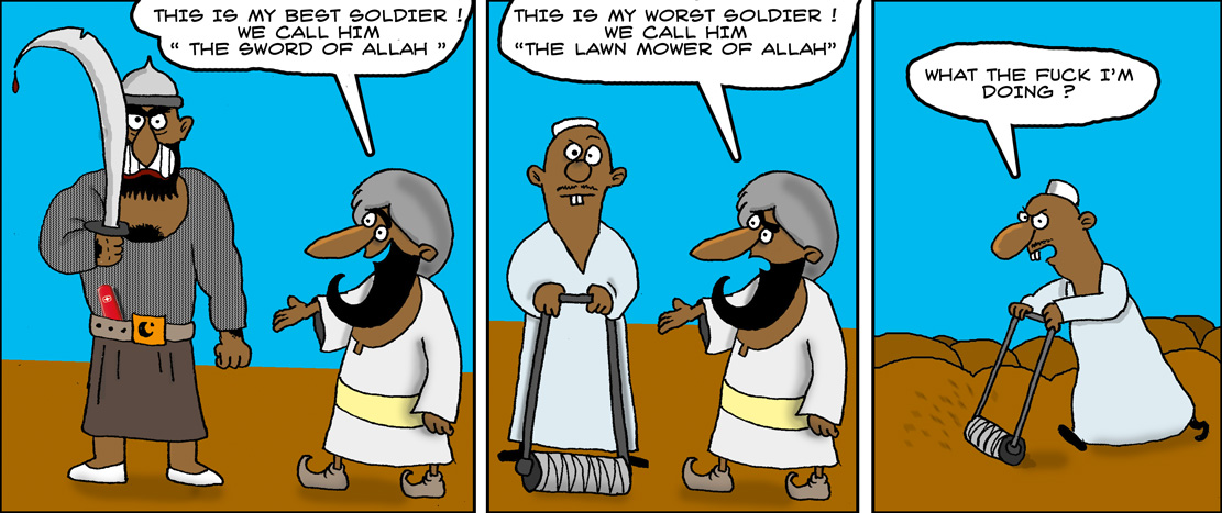The Sword Of Allah Fun With Muhammad