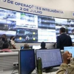 77 cidades baianas receberão sistema de reconhecimento de foragidos e veículos com restrições; Juazeiro será contemplada
