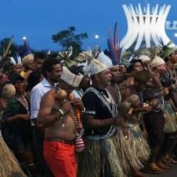 """Relator do """"marco temporal"""", Fachin vota contra tese para demarcação de terras indígenas"""