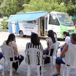 Ponto Móvel de Testagem da Covid-19 vai atender nos bairros de Juazeiro