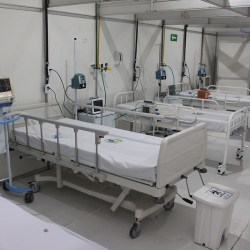 Alerta: Prefeitura de Juazeiro planeja bloqueio no número de leitos do Hospital de Campanha e desperta preocupação