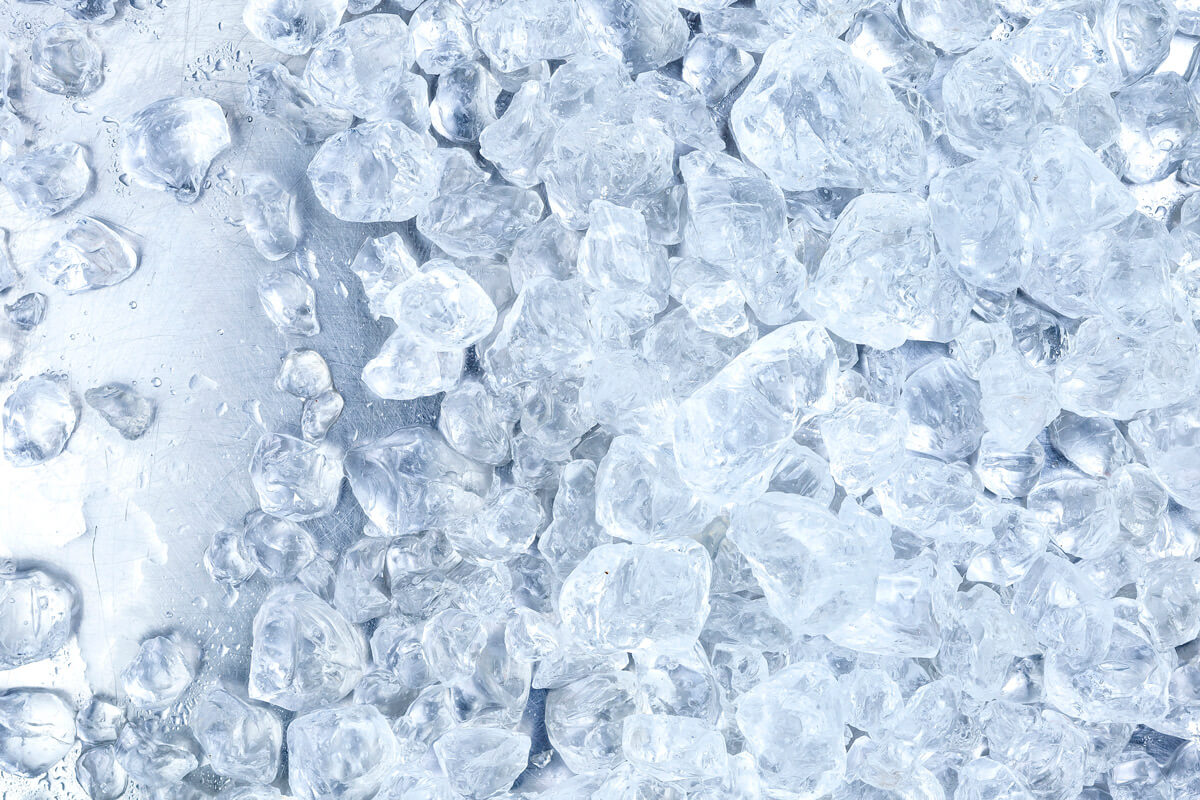 Why must we use Ice for back and neck pain?