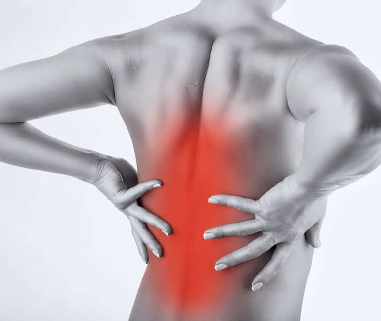 The causes of mid back pain