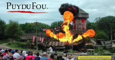 Puy du Fou shows - Pretpark Frankrijk - Trip report