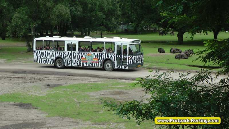 Safaripark Beekse Bergen bus korting trip report blog 14