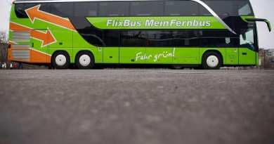 Flixbus bus foto dubbeldekker - Flixbus korting
