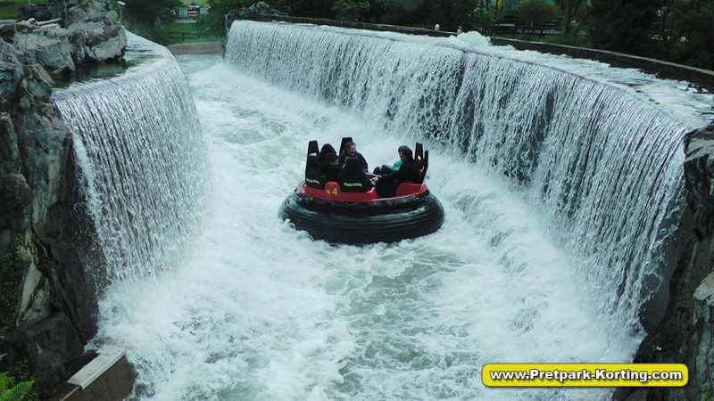 Heide-park Wildwasserbahn