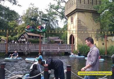 Attractiepark Duinrell Review – Een aantal grote attracties in een mooie groene omgeving