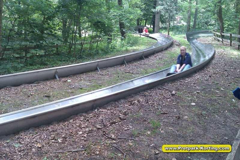 Attractiepark Duinrell - attracties - Pretpark-Korting.com