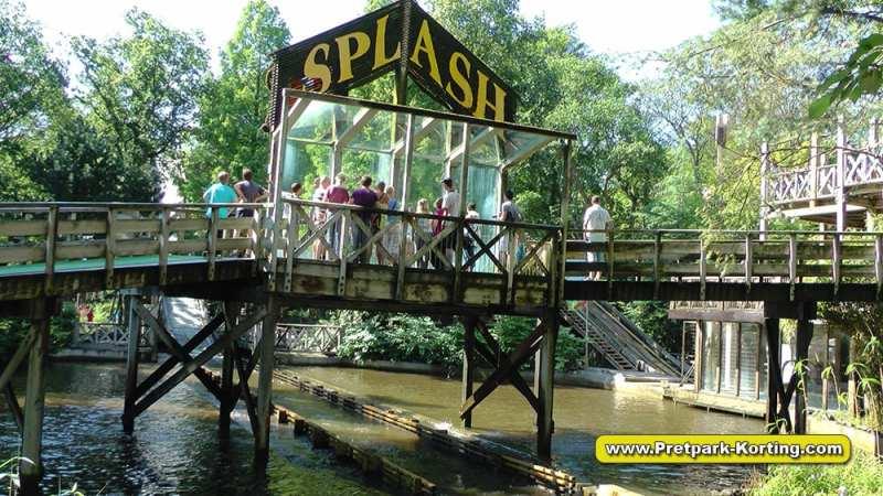 Attractiepark Duinrell - Splash waterattractie - Pretpark-Korting.com