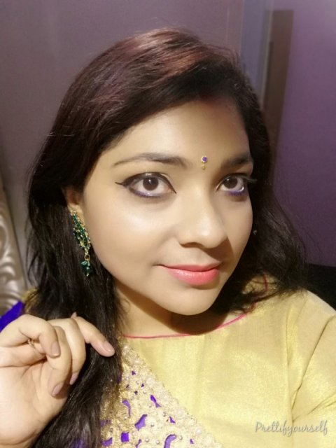 Today I am creating wedding guest makeup look tutorial. I am creating this look keep in mind this boring monsoon season. That's why today I put some vibrant ...