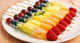 Snacks unter 100 Kalorien
