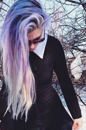 Crazy Pastel Hair Colors 2015 Summer Hairstyles 2017
