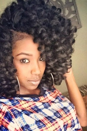 trendy crochet braids for black women hairstyles 2017 hair colors and haircuts