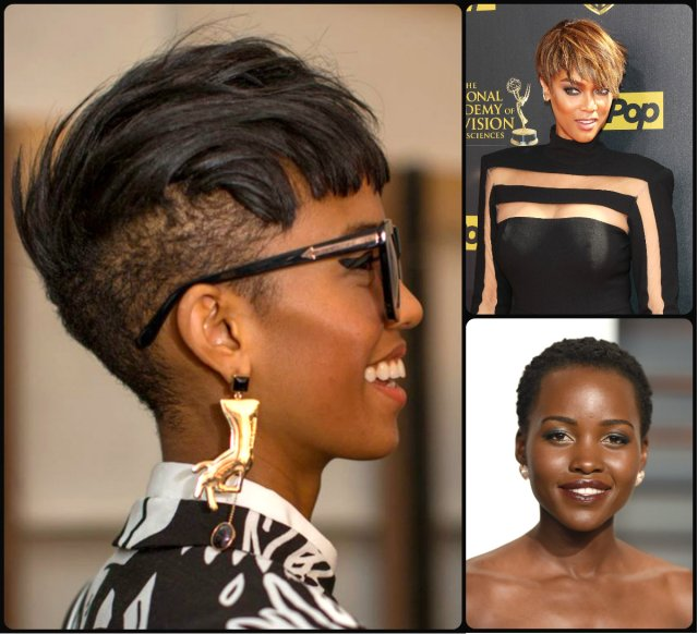 jazzy black women short hairstyles 2016 | hairstyles 2017