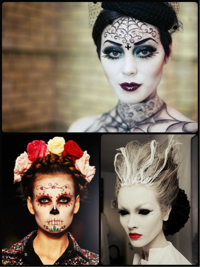 scary & creative halloween hairstyles   pretty-hairstyles