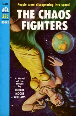 The Chaos Fighters, Robert Moore Williams
