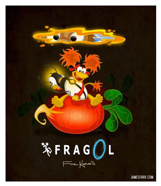 fragOl by James Farr