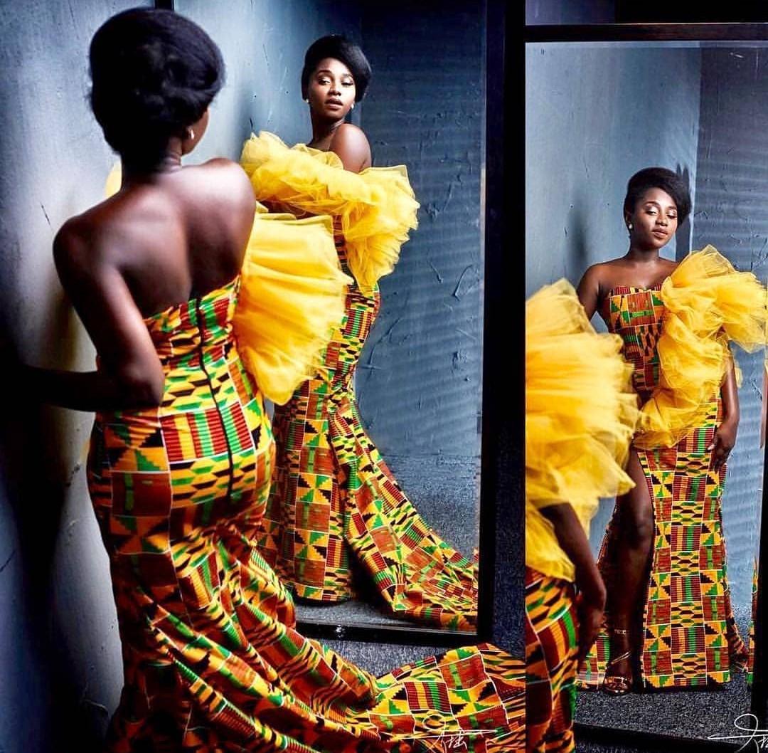 AFRICANS KENTE DESIGNS 2019