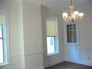 Dining Room With China Cabinet