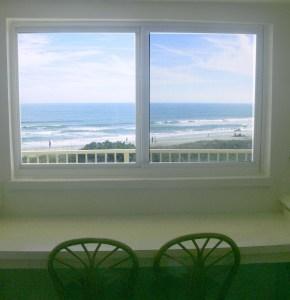 Breakfast Bar With Ocean View
