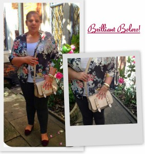 New Outfit Alert – Brilliant Bolero!
