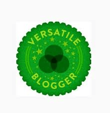 Versatile Blogger Award Green