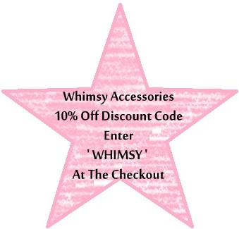 whimsy 10% off