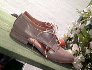 Clarks Gold Brogues 2014