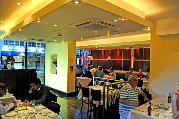 Picture Credit - Khyber Restaurant - Inside
