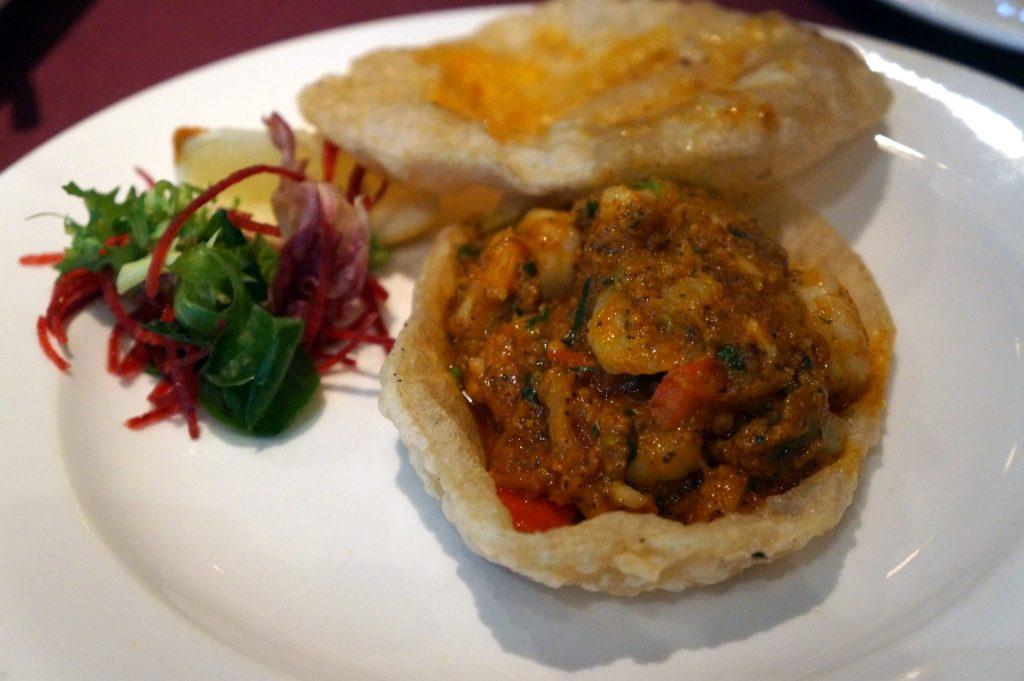 Prawn Puri - Anarkali Restaurant