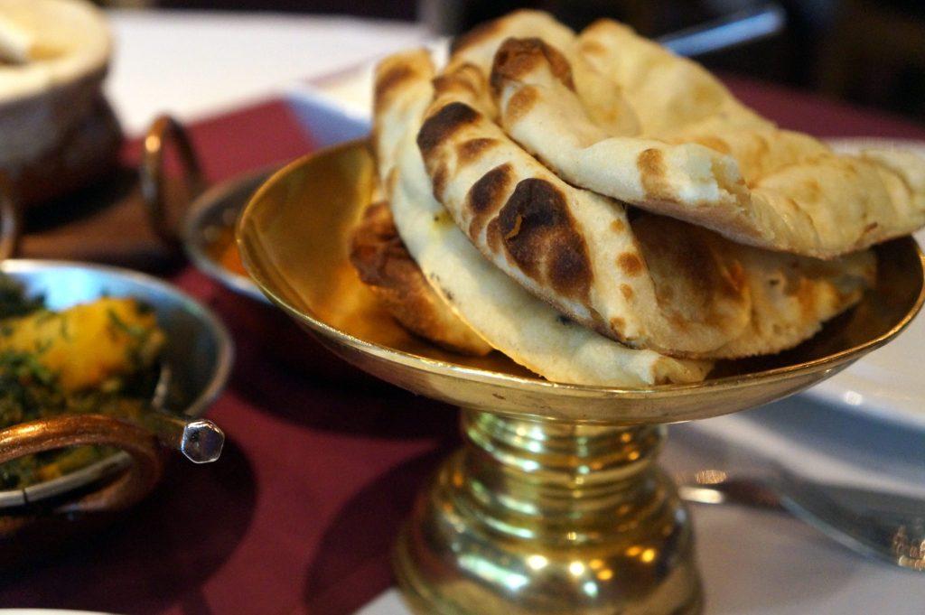 Amazing Naan Bread - Anarkali Restaurant