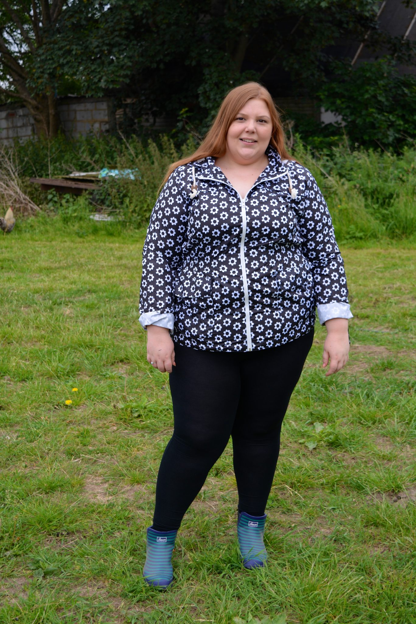 reasonably priced super specials special section Plus Size Rain Mac Review – Pretty Big Butterflies