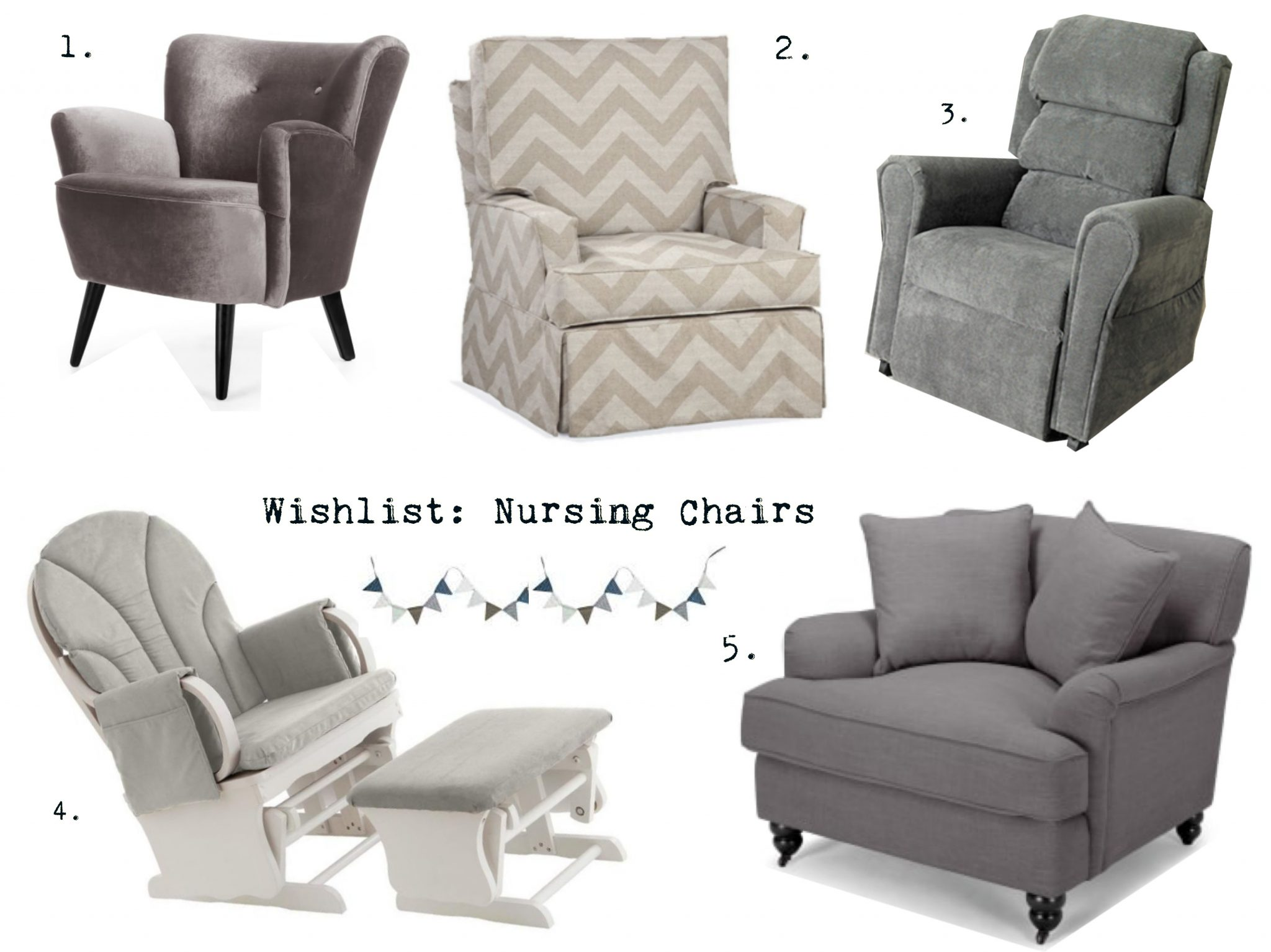 Amazing Wishlist Nursing Chairs Pretty Big Butterflies Gamerscity Chair Design For Home Gamerscityorg