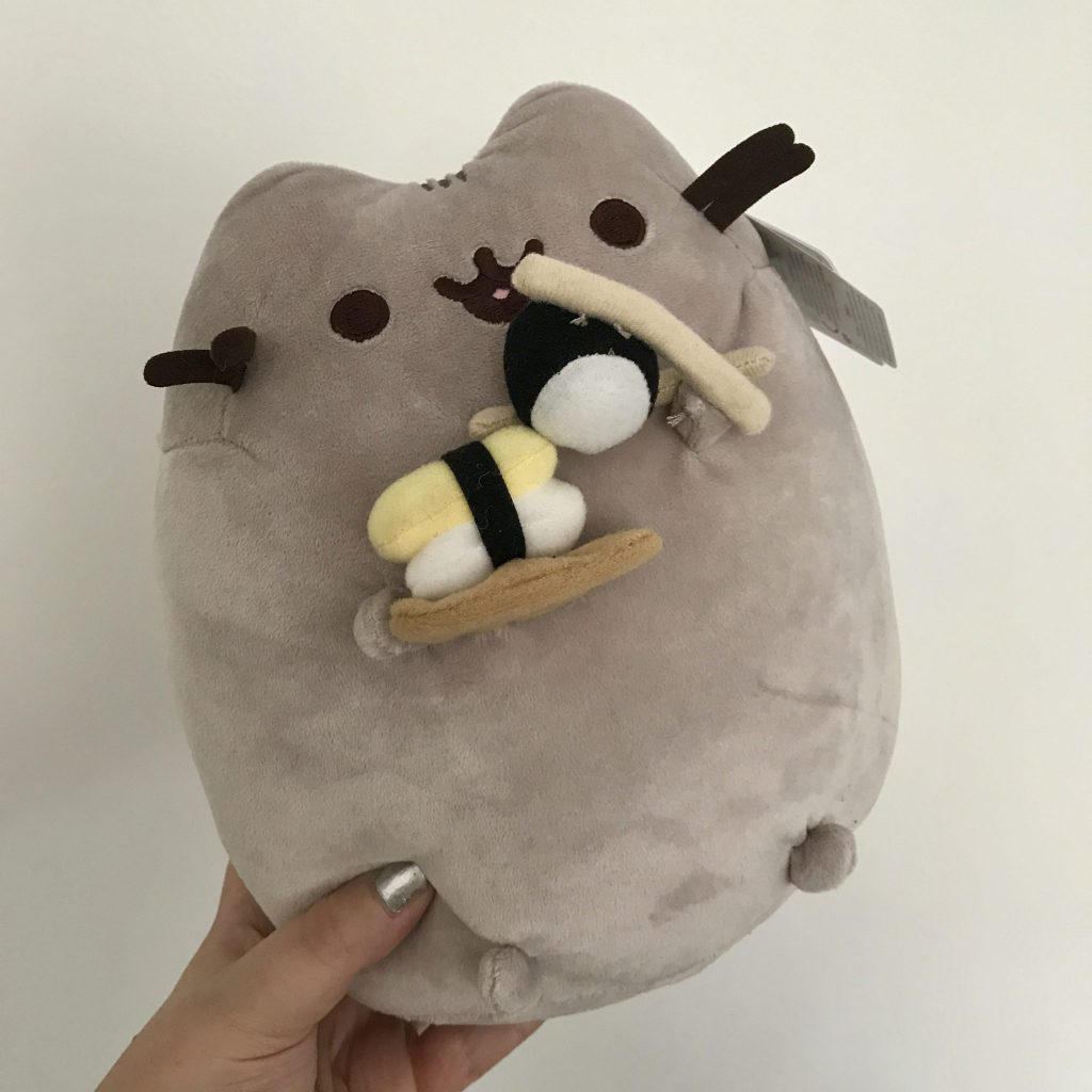Sushi Pusheen – The cutest soft toy around