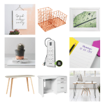 My Home Office Wishlist & A Little Safety Chat