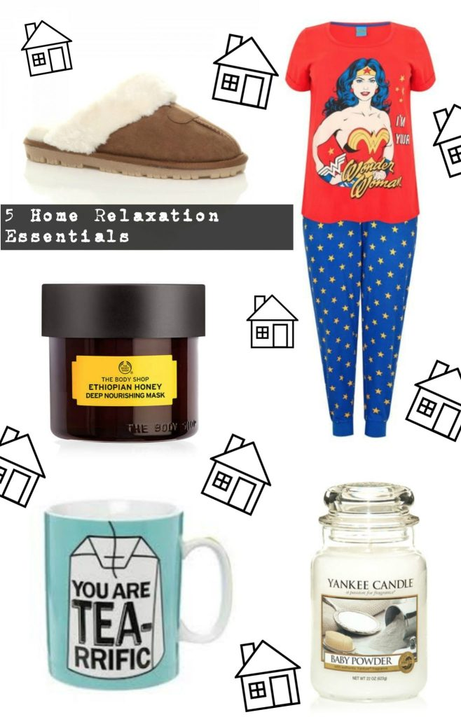 5 Home relaxation essentials