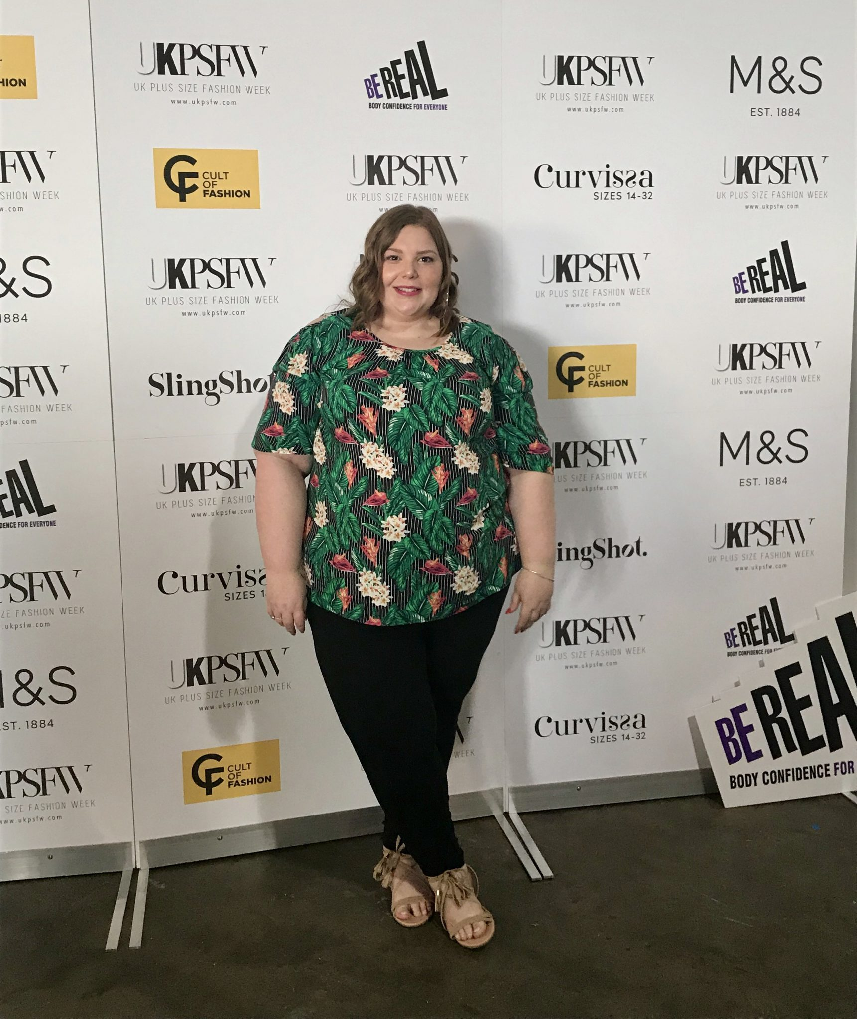 Curvissa Feel Good Plus Size Brand - Pretty Big Butterflies