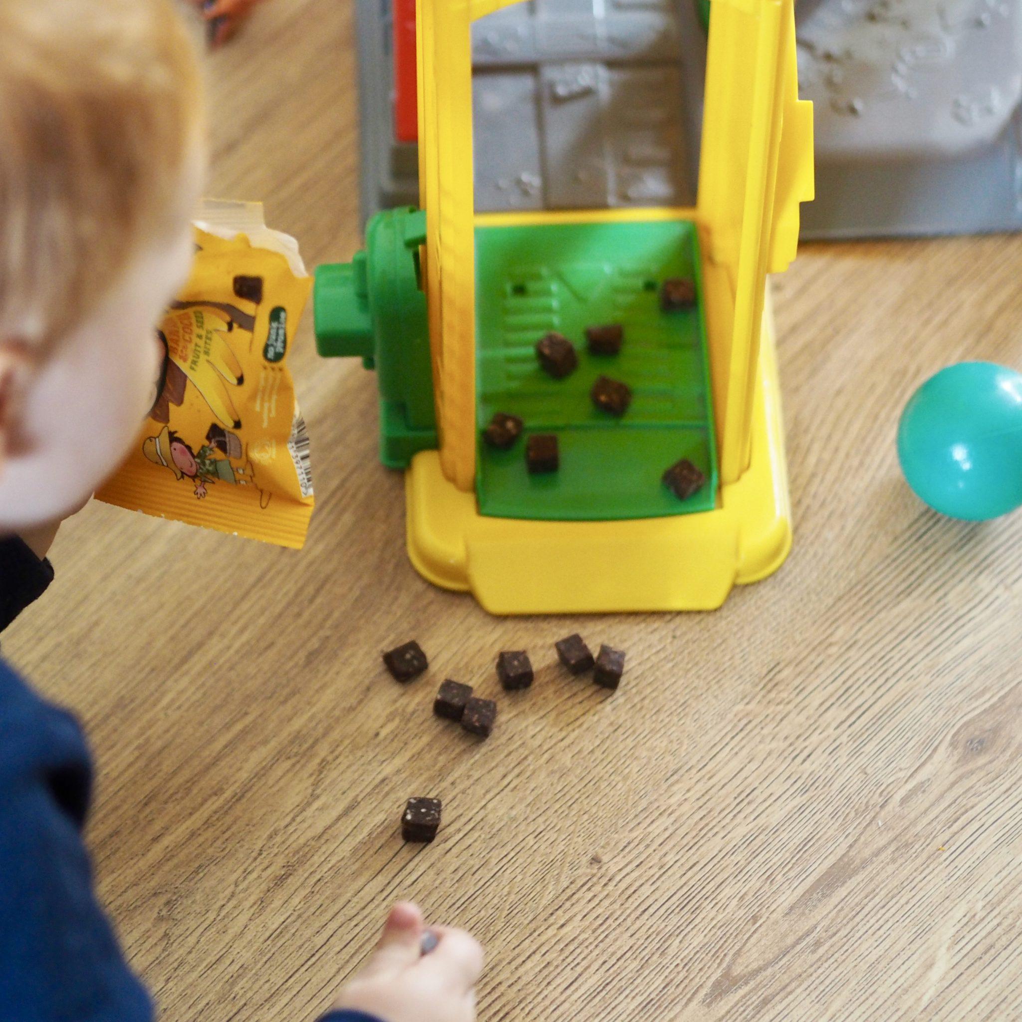 organic snacks for toddler