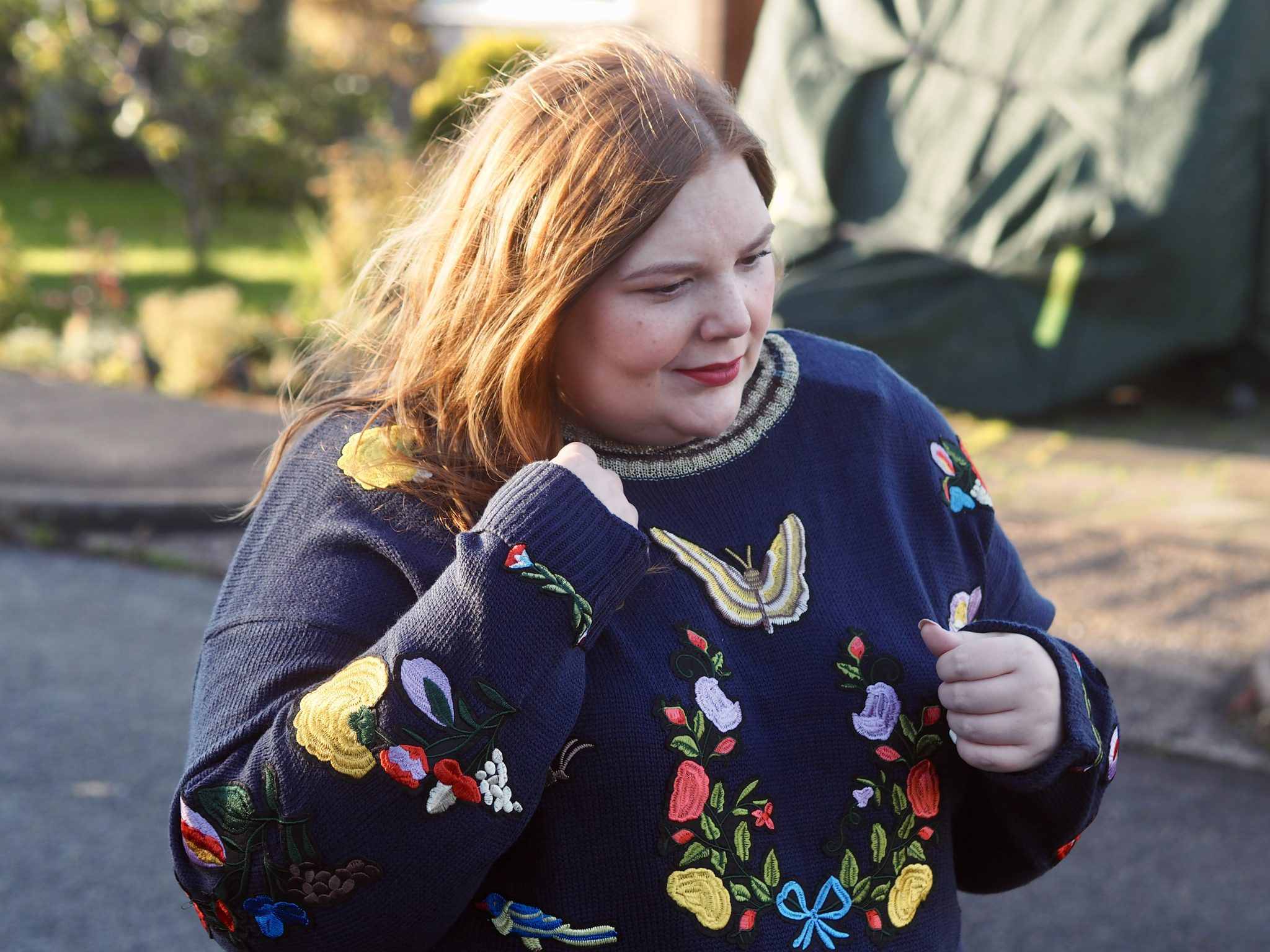 How to love your plus size clothes