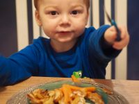 What to feed toddlers