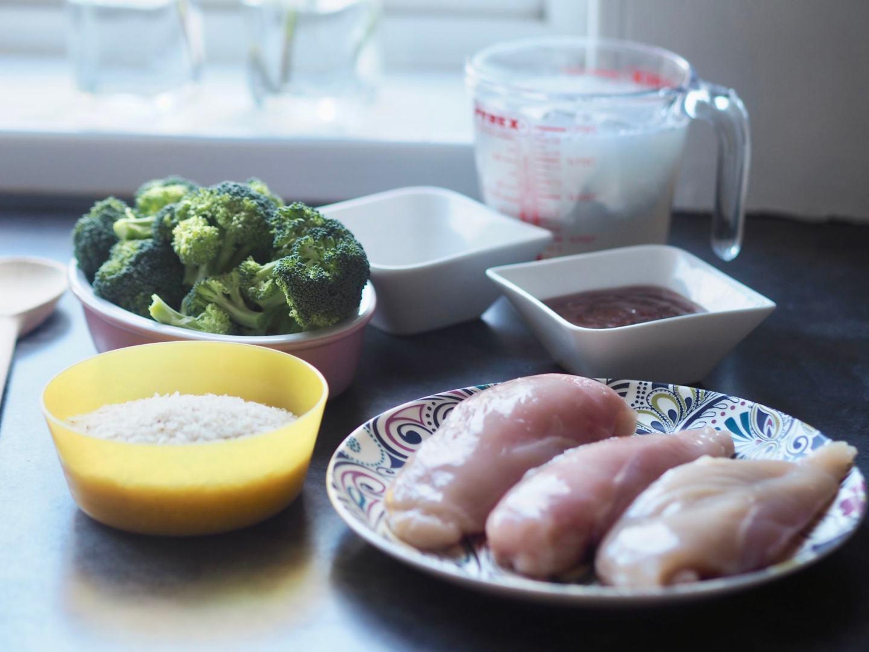 Ninja Foodi Recipe – Teriyaki Chicken & Coconut Rice