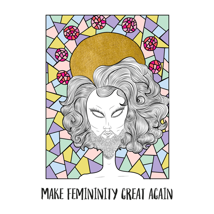 Make femininity great again