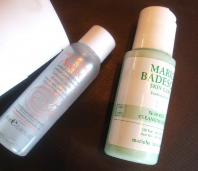 reiniging droge/gevoelige huid