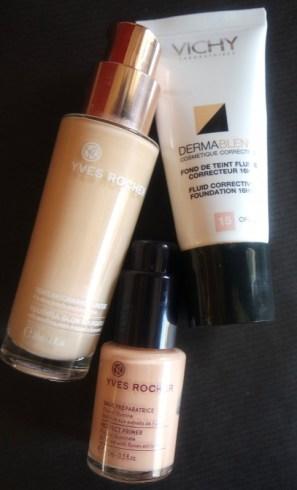 make-up droge/gevoelige huid