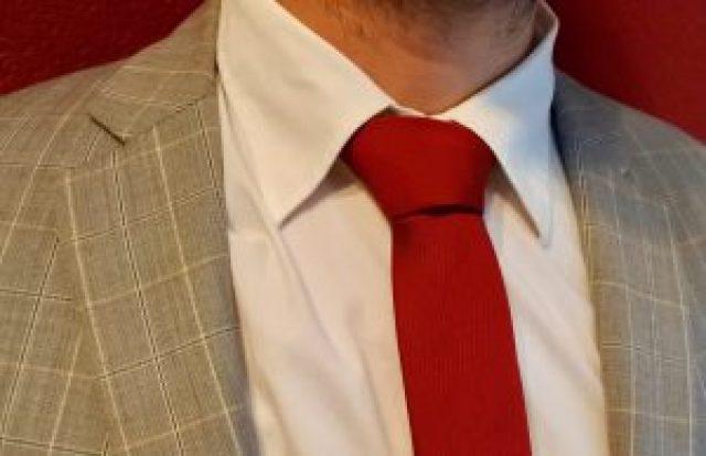 De beste kleur voor een stropdas