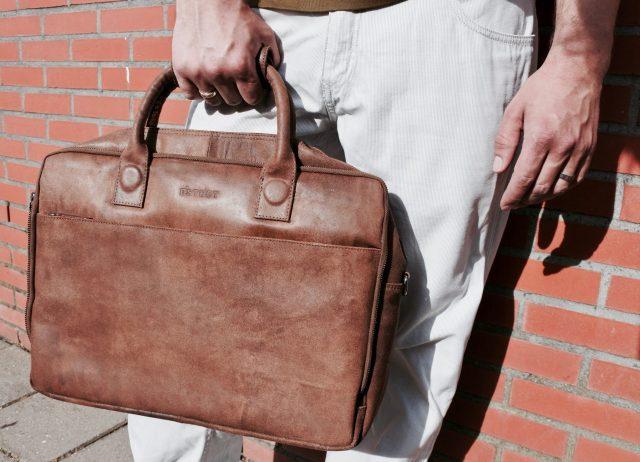 Dé ideale tas voor hardwerkende vaders