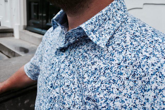 Nette overhemden in de zomer