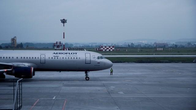 Aeroflot eist knappe stewardessen en dat is geen discriminatie