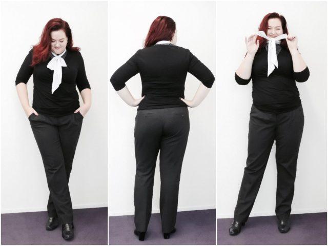 Mijn werkkleding van week 40